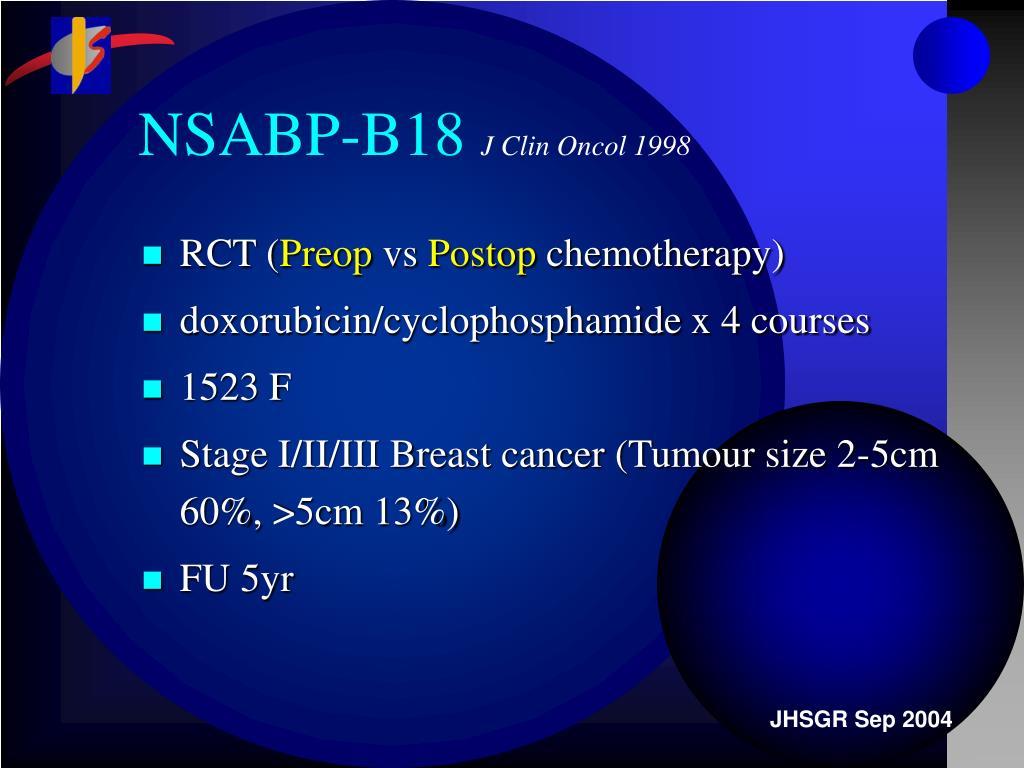 NSABP-B18