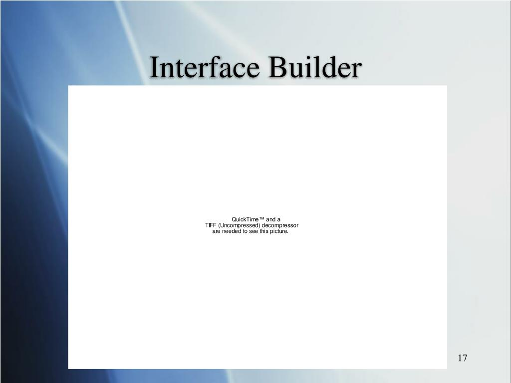 Interface Builder