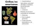civiliza es americanas