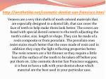 http aesthetika net cosmetic dentist san francisco html5