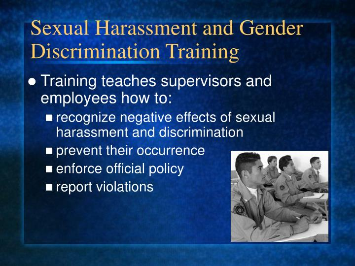 an analysis of the sexual harassment bullying of a sexual nature male sexism and hatred towards wome Facts about sexual harassment sexual harassment is a form of sex discrimination that violates title vii of the civil rights act of 1964title vii applies to employers with 15 or more employees, including state and local governments.