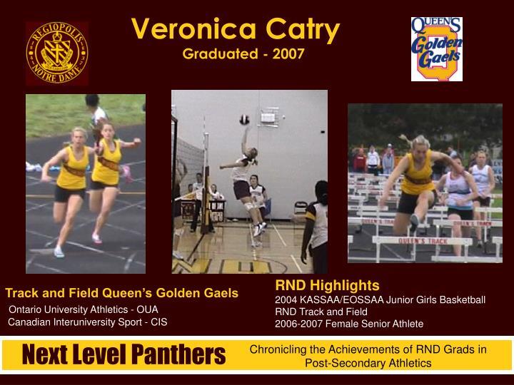 Veronica Catry