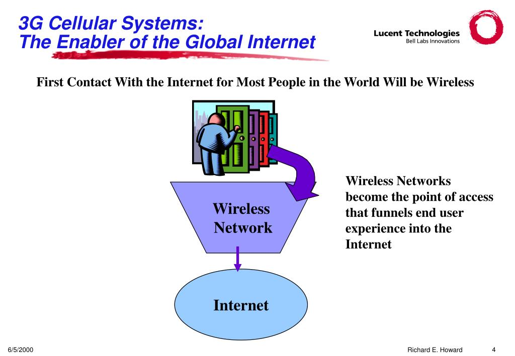 3G Cellular Systems: