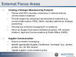 external focus areas16