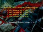 marana s satellite image acquisition program