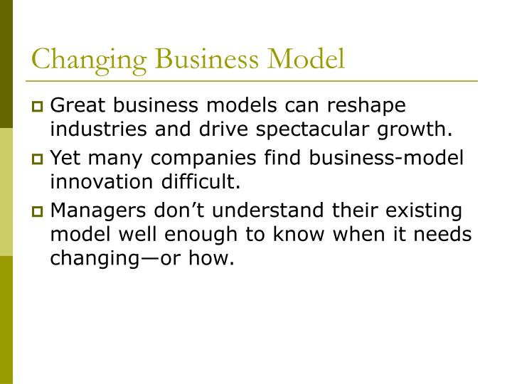 reinventing your business model Reinventing your business model harvard by mark wjohnson, clayton mchristensen, and henning kagermann business review.