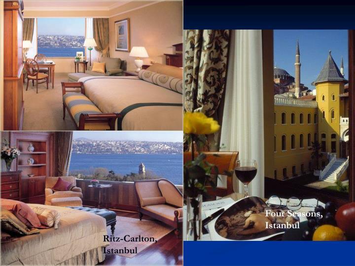 Four Seasons, Istanbul