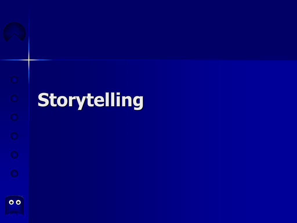 storytelling l.