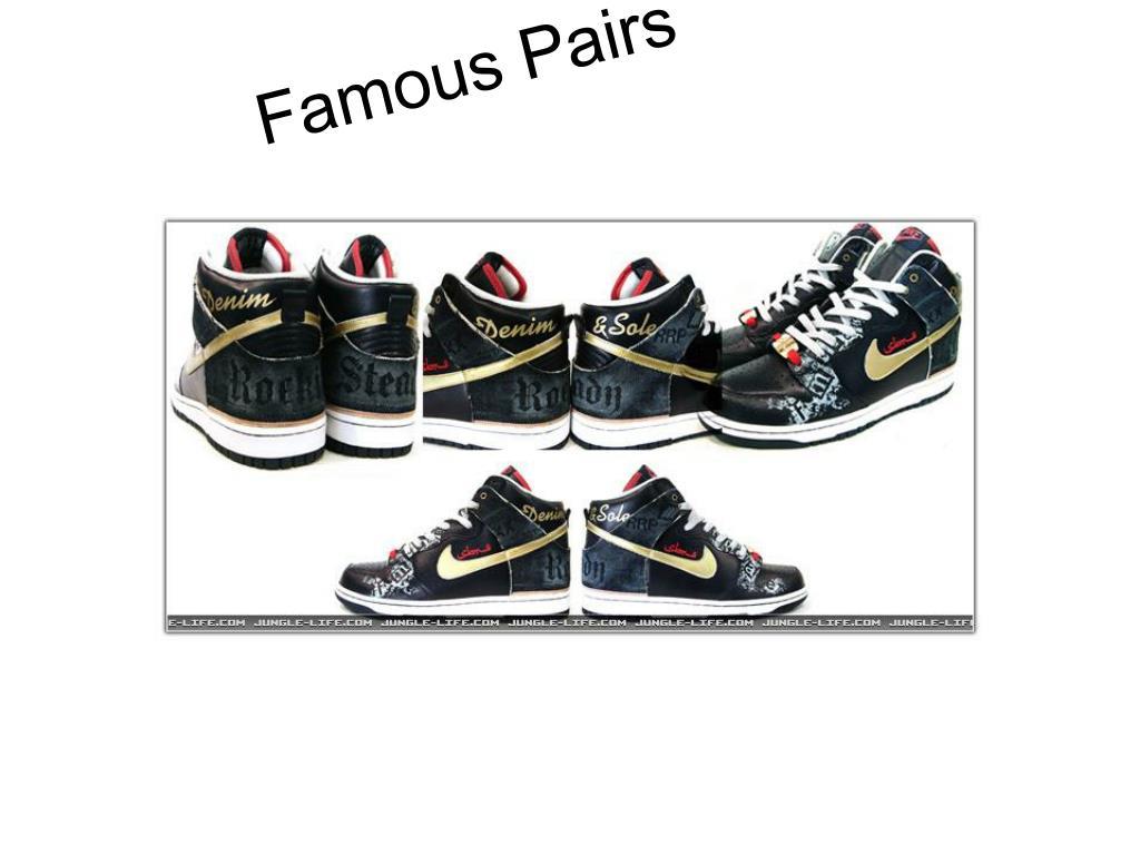 famous pairs l.