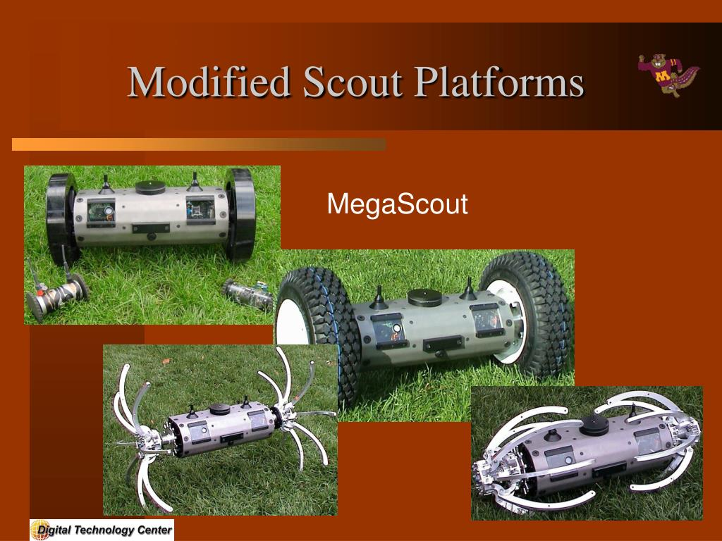 Modified Scout Platforms