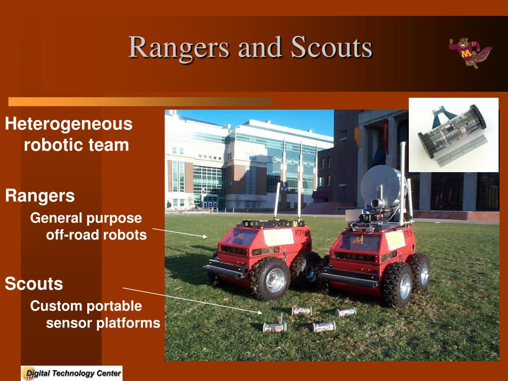 Rangers and Scouts
