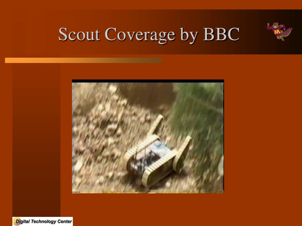 Scout Coverage by BBC