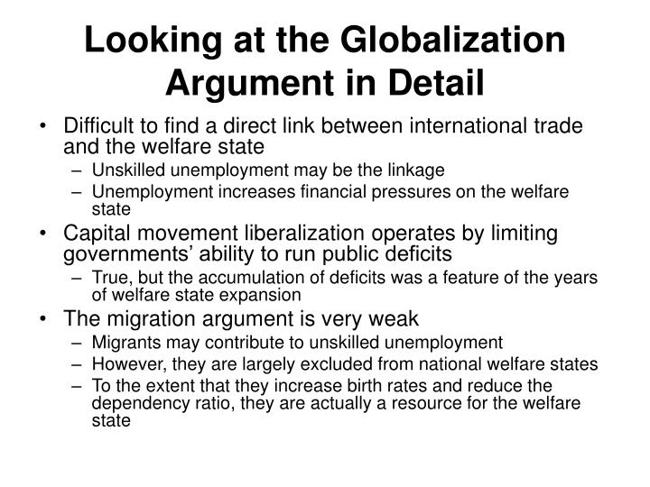 denmark globalisation and the welfare state Directionforthe democraticleft the importance of thewelfare state under globalisation the welfare state under globalisation.