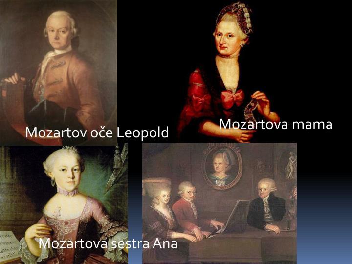 Mozartova mama