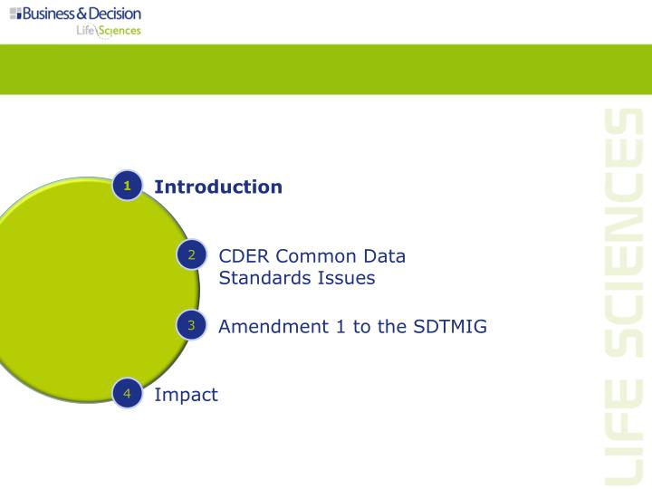 Evolution of sdtm submission standards 1361178