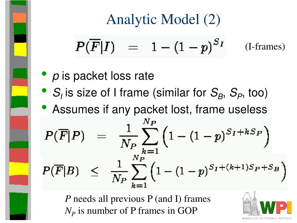 Analytic Model (2)
