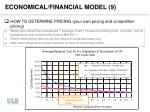 economical financial model 9