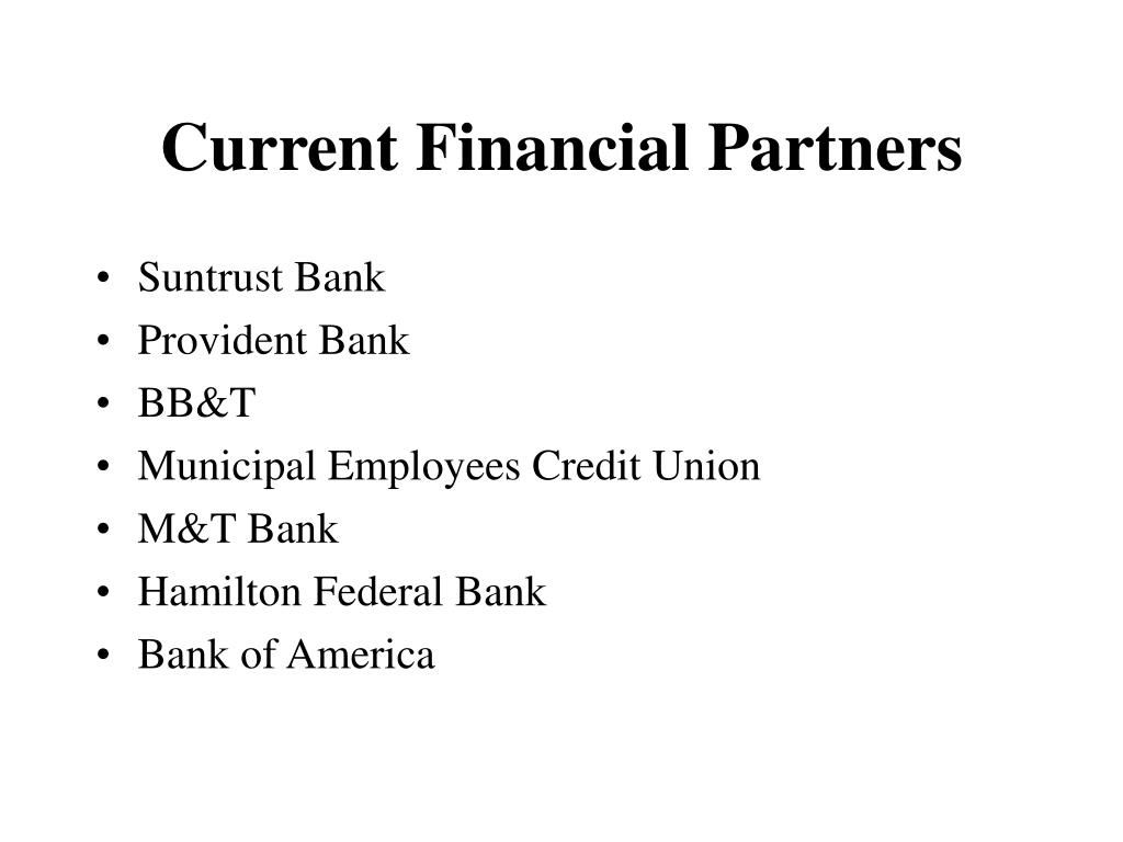 Current Financial Partners