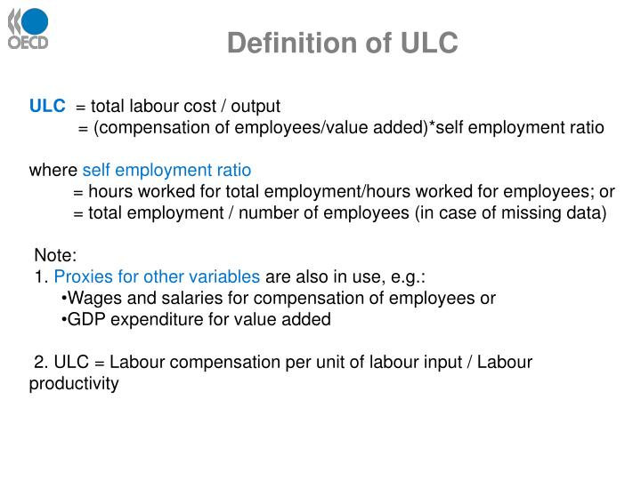 Definition of ULC