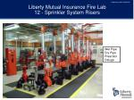liberty mutual insurance fire lab 12 sprinkler system risers