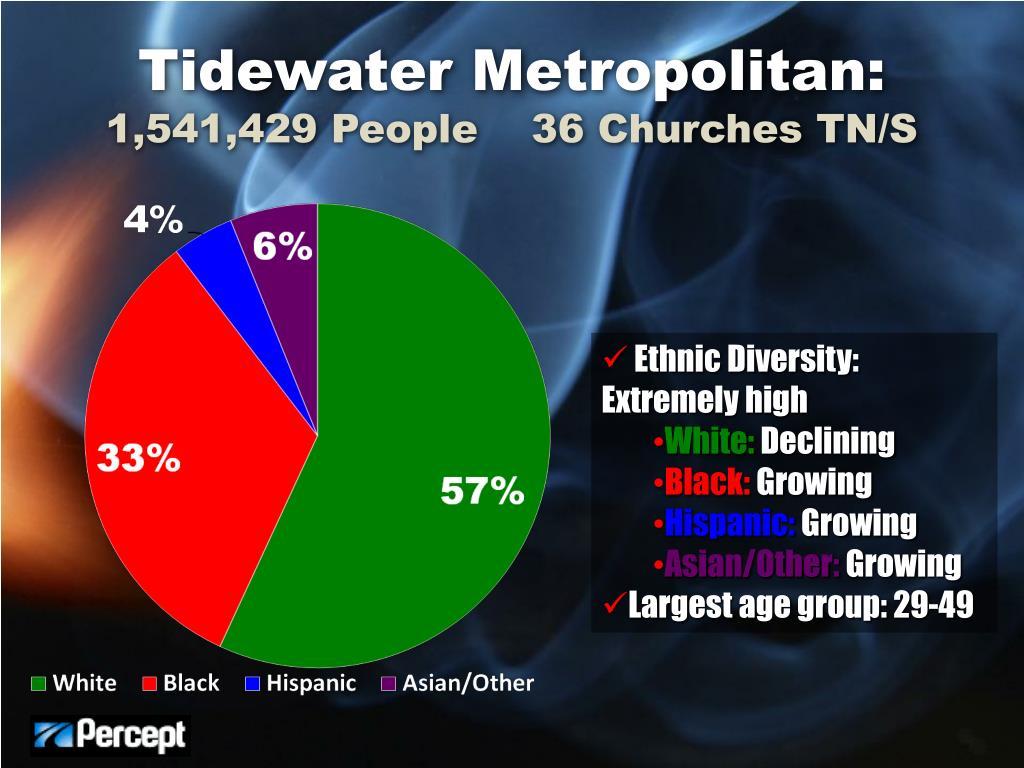 Tidewater Metropolitan: