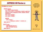 express hw review 2