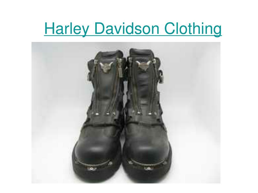 harley davidson clothing l.