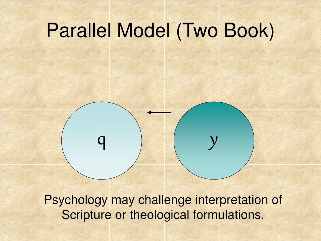 Parallel Model (Two Book)