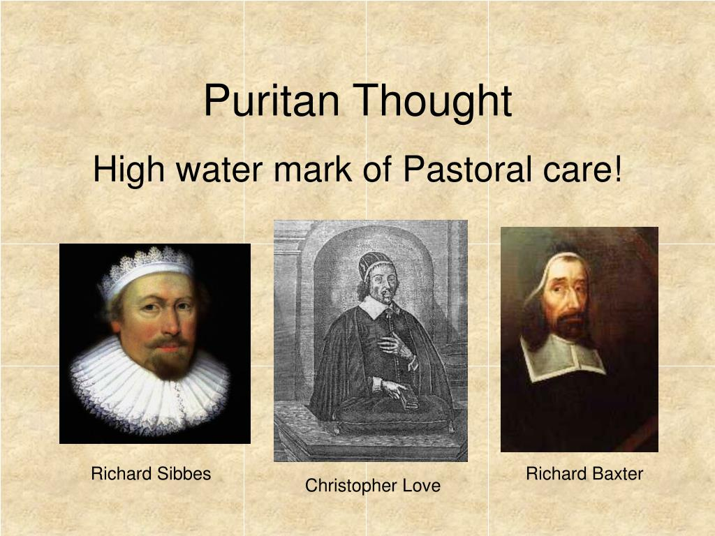 Puritan Thought