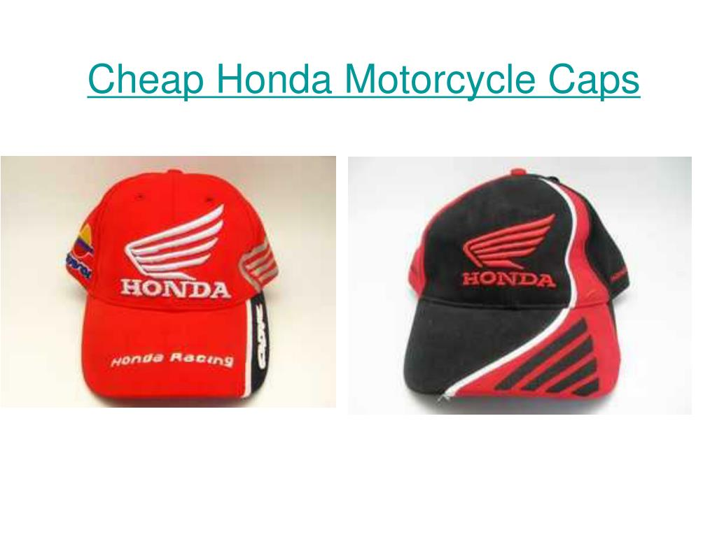 cheap honda motorcycle caps l.