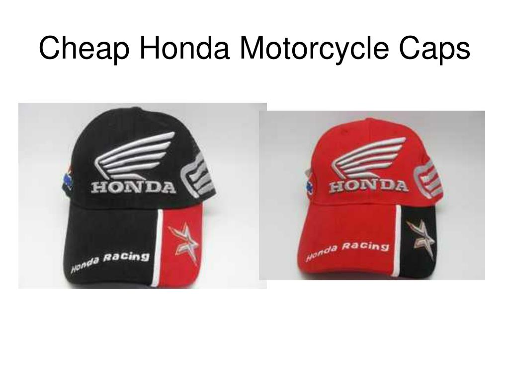 Cheap Honda Motorcycle Caps