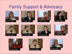family support advocacy