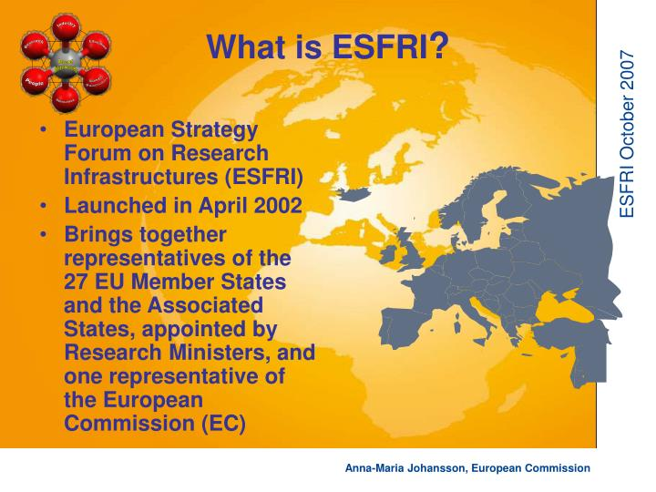What is esfri