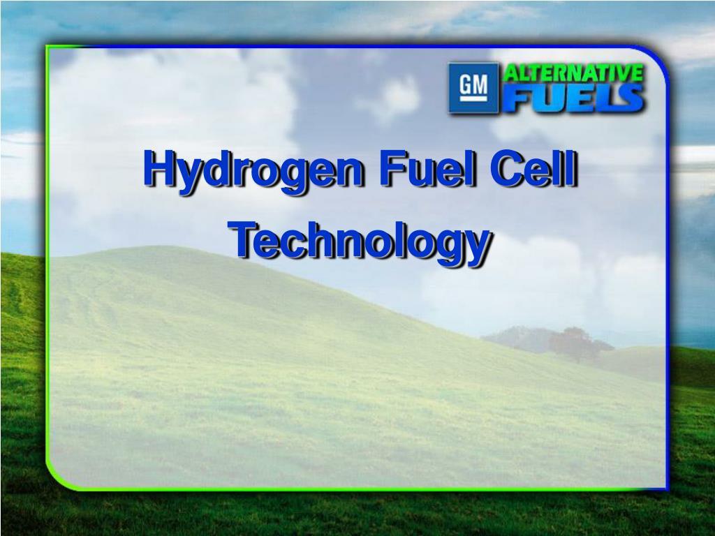 Hydrogen Fuel Cell