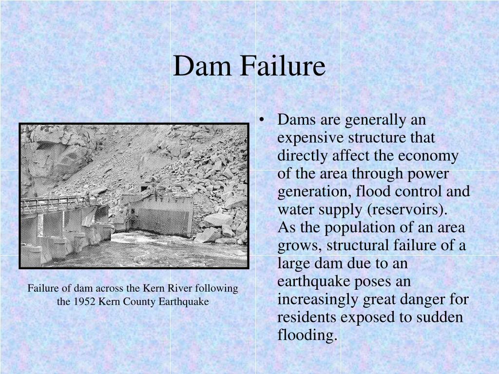 dam failure l.