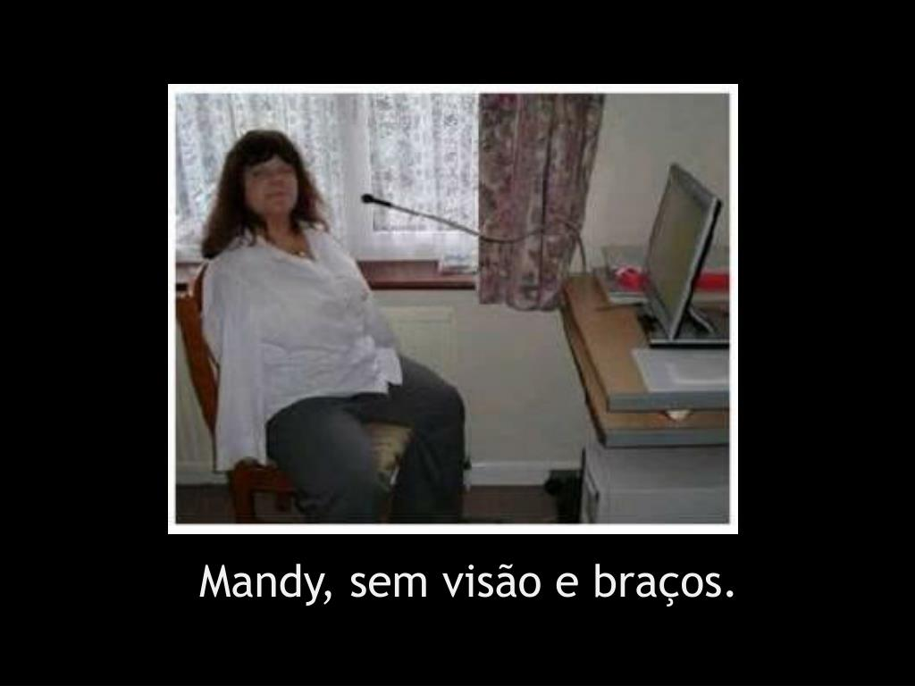 Mandy,