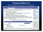 truwex online 2 0 http checkwebsite erigami com accessibility html