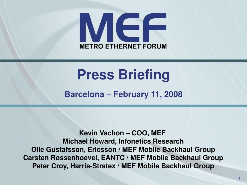 press briefing barcelona february 11 2008 l.