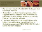 how to increase a behavior