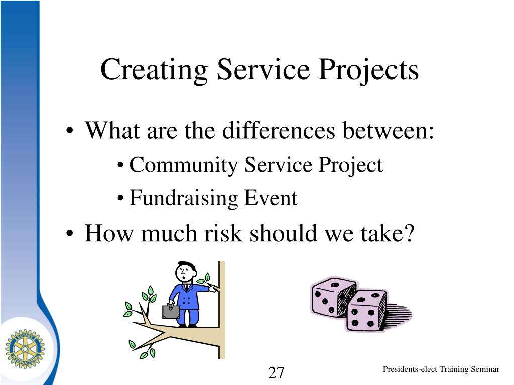 Creating Service Projects
