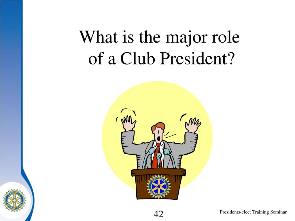 What is the major role