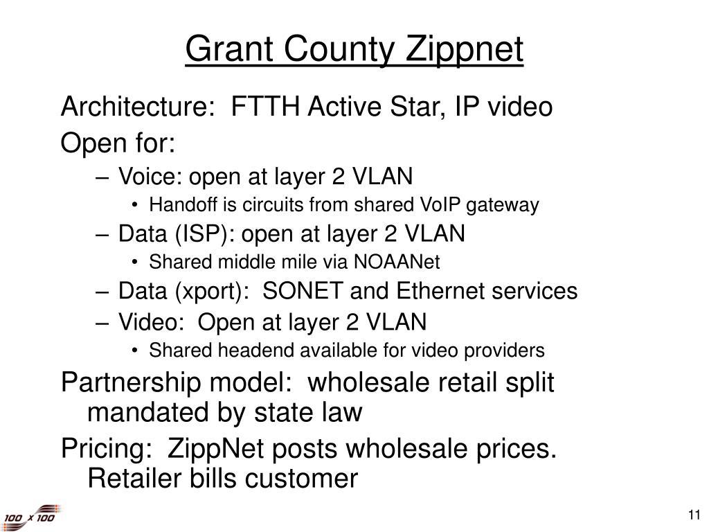 Grant County Zippnet