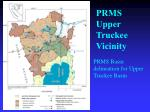 prms upper truckee vicinity