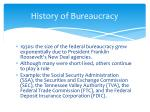 history of bureaucracy8