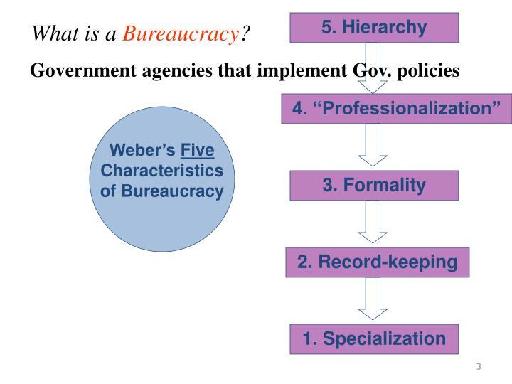 5. Hierarchy