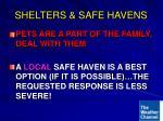 shelters safe havens16