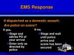 ems response