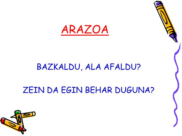 Arazoa