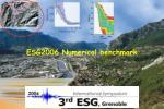 esg2006 numerical benchmark