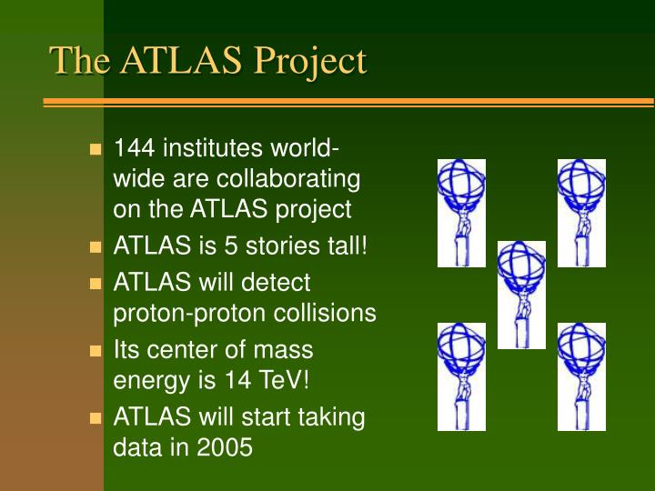 The ATLAS Project